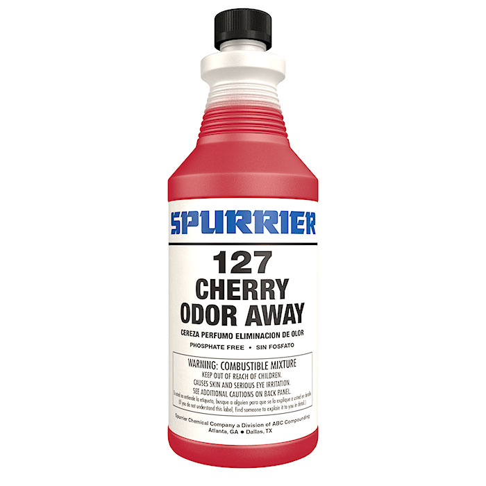 SPURRIER CHERRY ODOR AWAY
