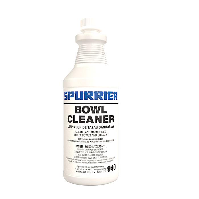 SPURRIER BOWL CLEANER