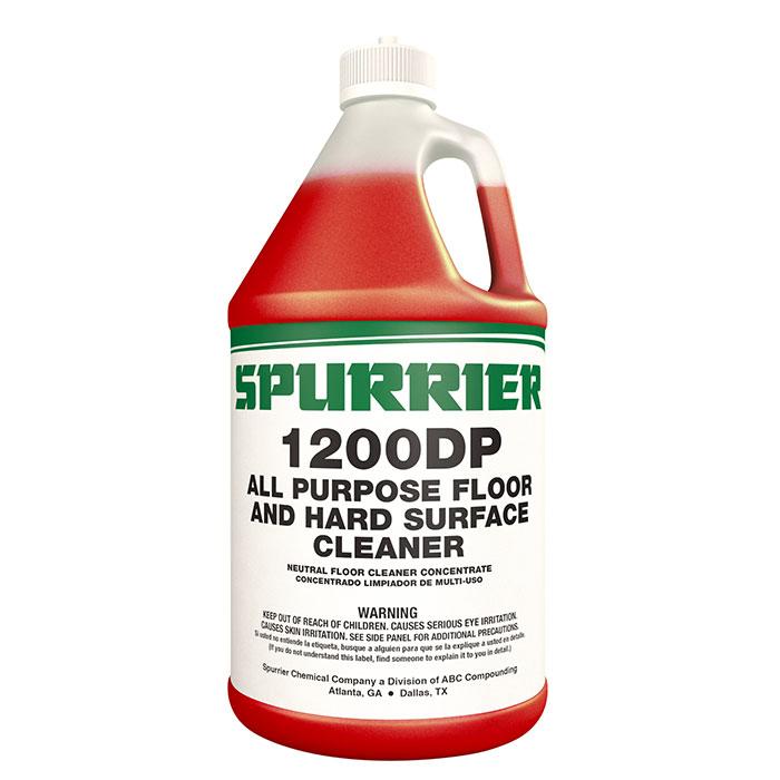 SPURRIER GREEN FLOOR & HARD