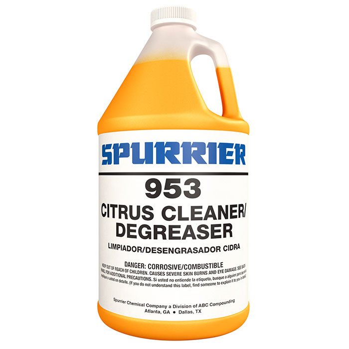 SPURRIER CITRUS CLEANER