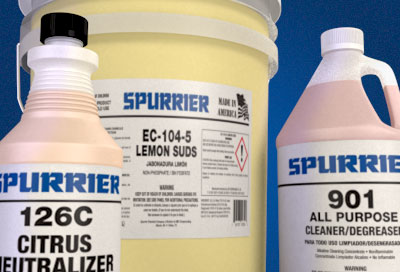 Spurrier Products